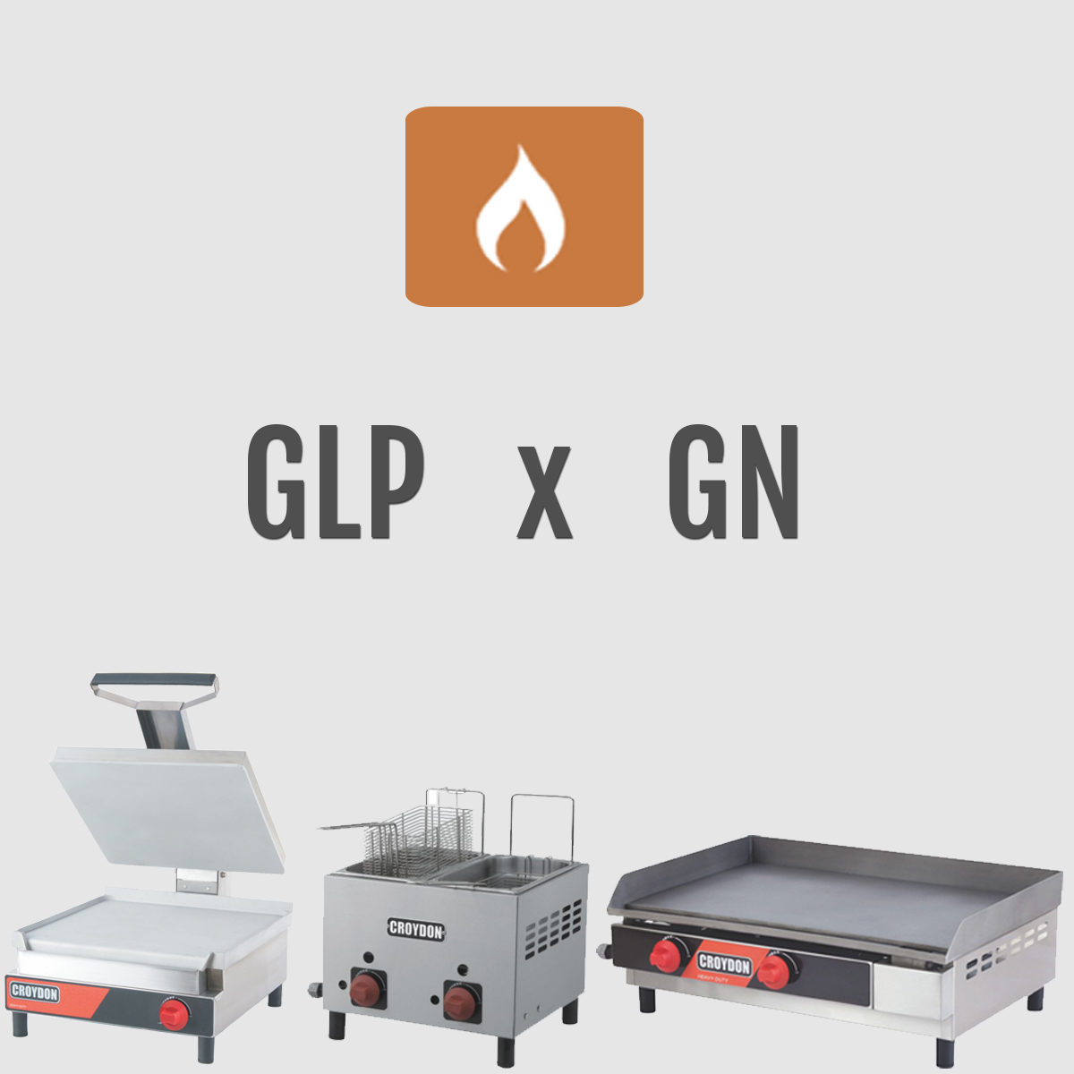 NOTÍCIAS: GLP x GN