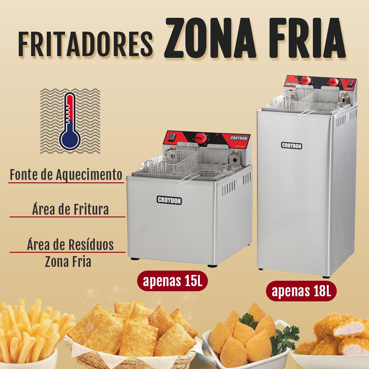 FRITADORES ZONA FRIA