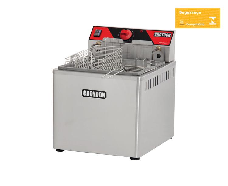 Fritadeira Eletr. de Mesa 5000w (água e óleo)
