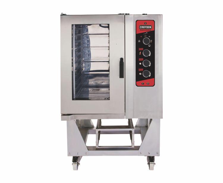 Forno 10 Combinado GNs 1/1 (aquecimento elétrico)