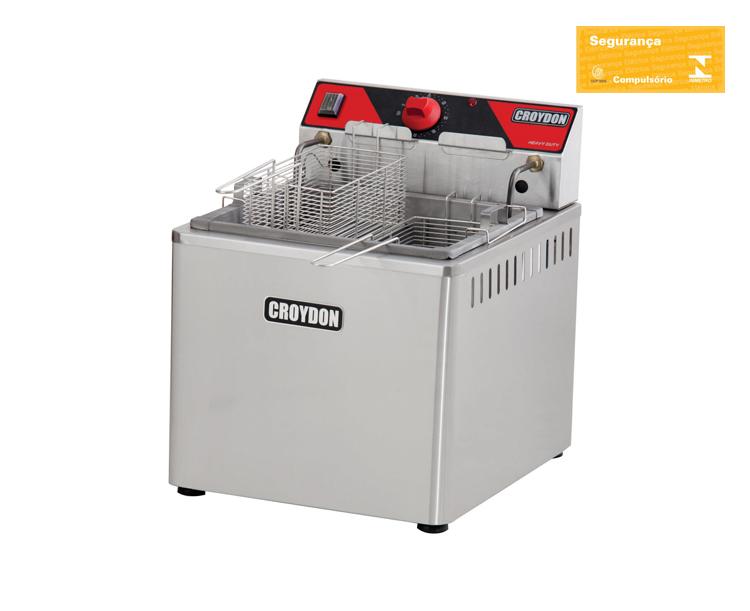 Fritadeira Eletr. de Mesa 3000w (�gua e �leo)