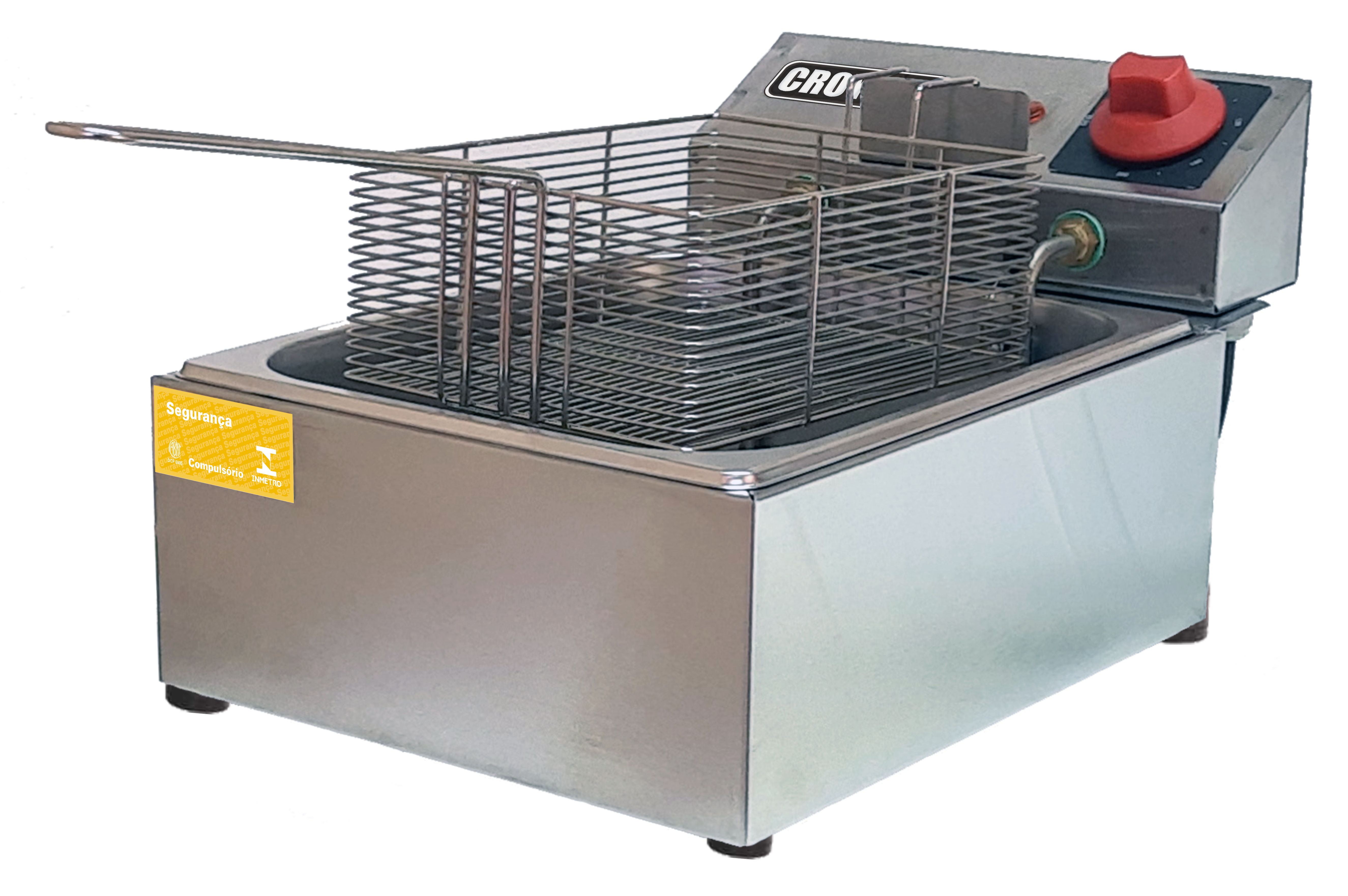 Fritadeira elétrica (3,5L)