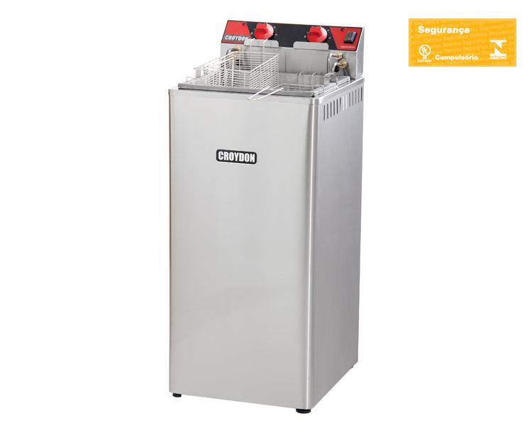 Fritadeira Elétrica 8000w (Água e Óleo)