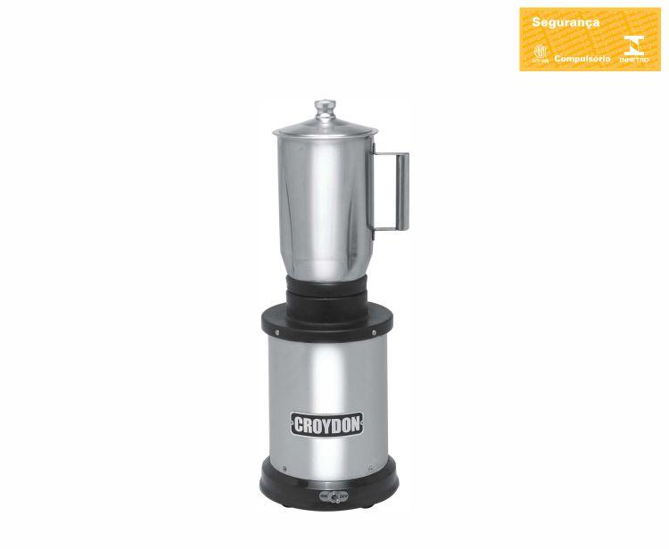 Triturador 2 litros (base inox)