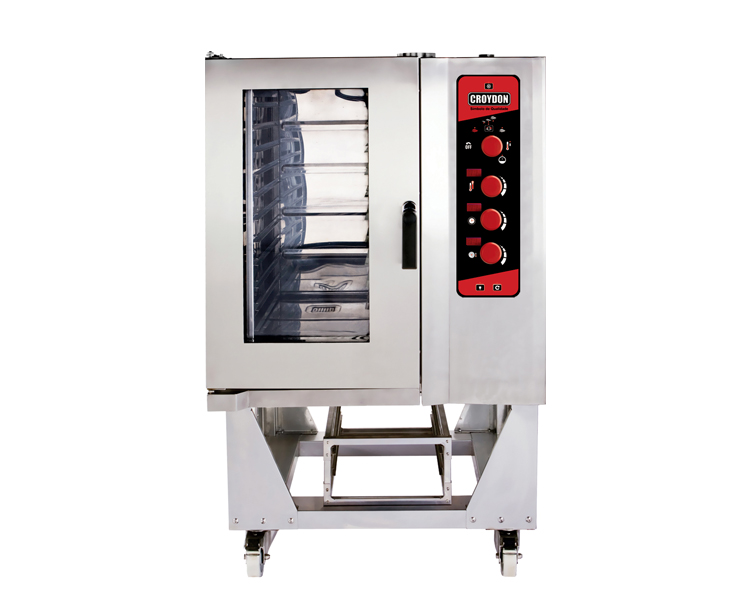 Forno Combinado 10 GNs 1/1 (aquecimento elétrico)