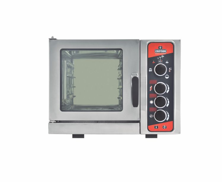 Forno Combinado 4 GNs 1/1 (aquecimento elétrico)