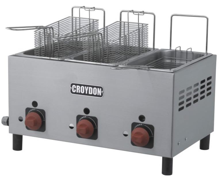 Gas Fryers