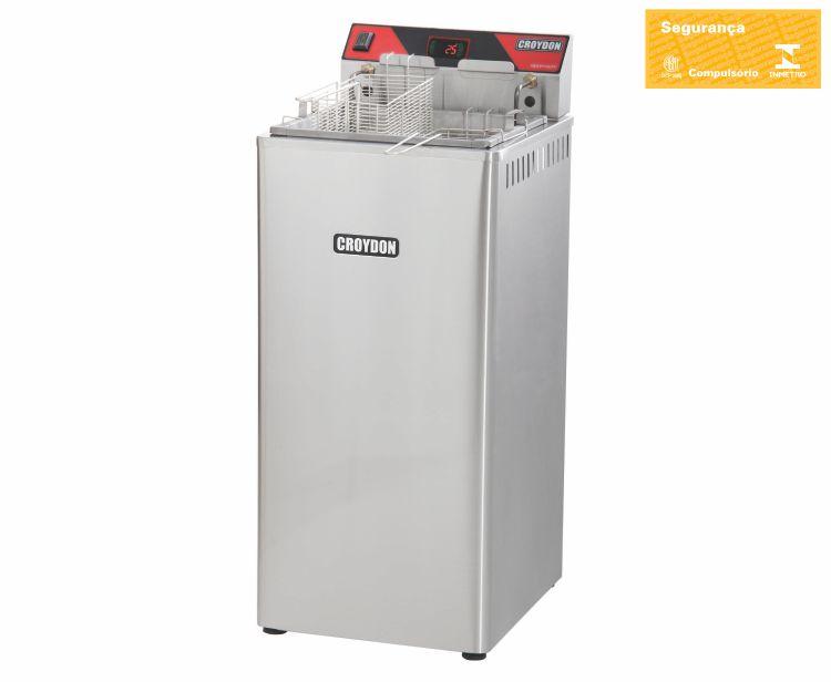 Fritadeira Elétrica 8000w Digital (Zona Fria)