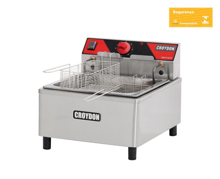 Fritadeira El�trica 5000w (12 litros)