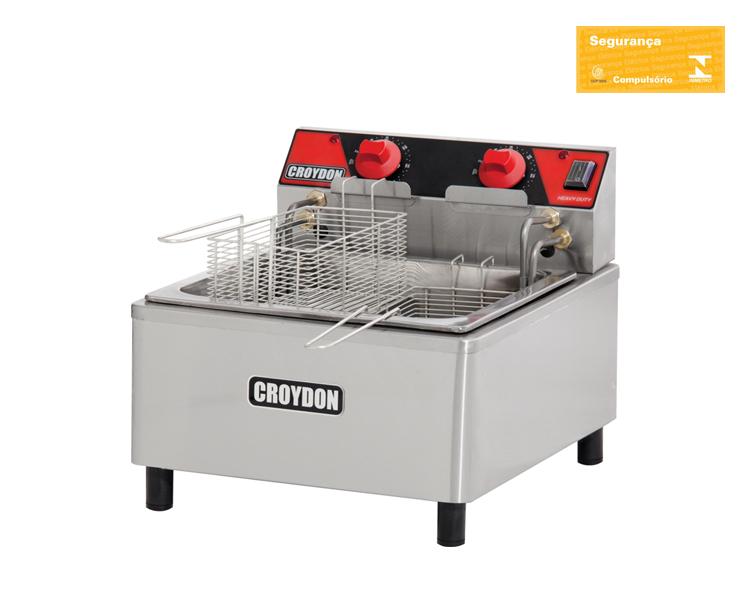 Fritadeira El�trica 8000w (12 litros)